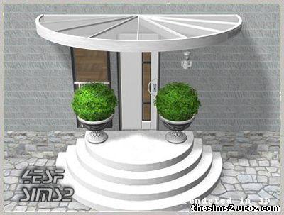 Как в симс 3 сделать фундамент круглый